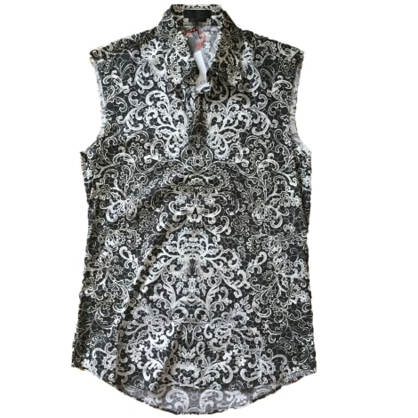 Short-sleeved Shirt ALEXANDER MCQUEEN Multicolor