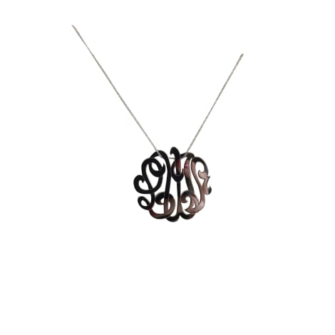 Necklace GINETTE NY Silver
