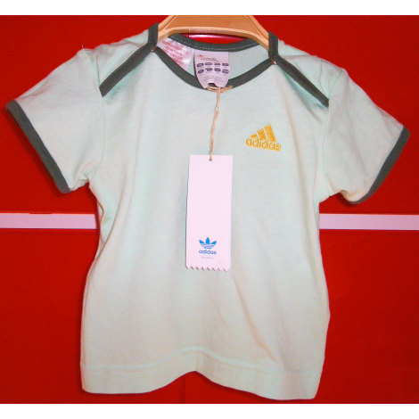 Top, T-shirt ADIDAS Green