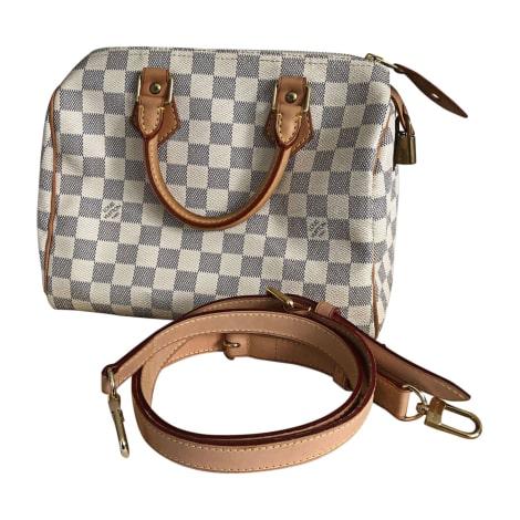 f41157f26b74f2 Handtasche Stoff LOUIS VUITTON weiß - 7615478