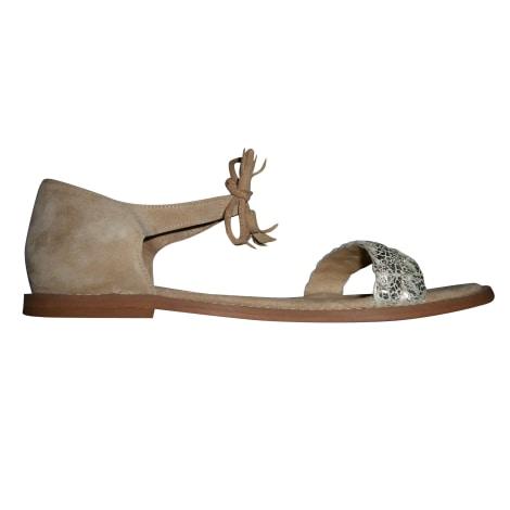 eeb0b392b Flat Sandals ONE STEP 36 beige - 7616336