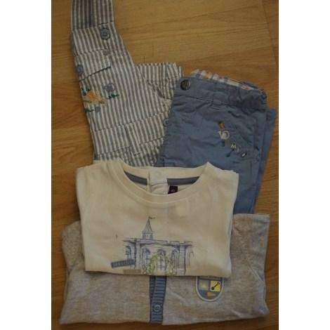 Ensemble & Combinaison pantalon SERGENT MAJOR Bleu, bleu marine, bleu turquoise