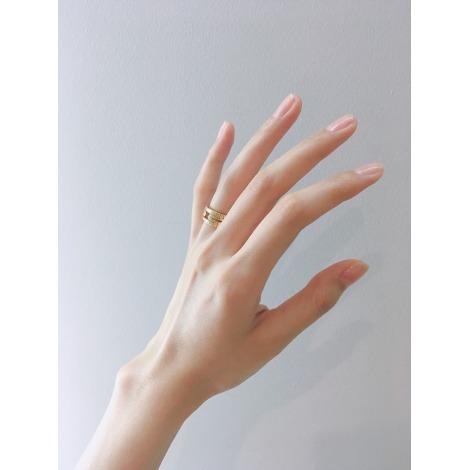 Ring BULGARI Golden, bronze, copper