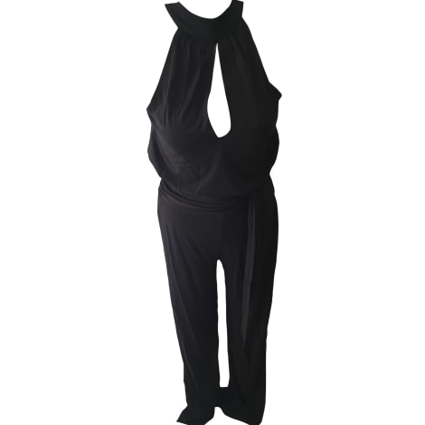 Jumpsuit TOMMY HILFIGER Black