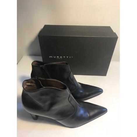 Bottines & low boots à talons MURATTI Noir