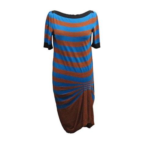 95875f0c3d51f Midi Dress LOUIS VUITTON 38 (M