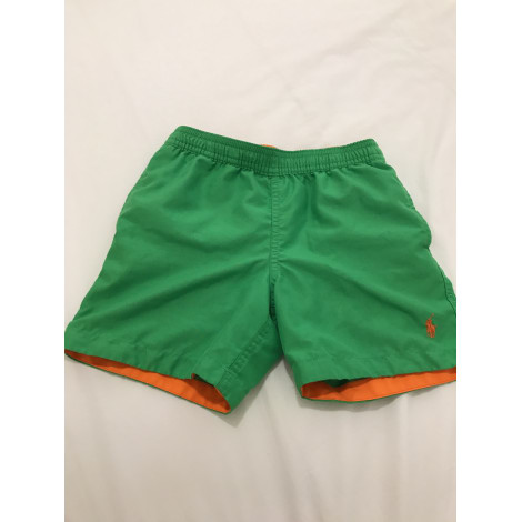 Swimming Bermuda Shorts RALPH LAUREN Green