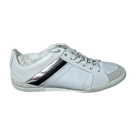 Lace Up Shoes DIOR HOMME White, off-white, ecru