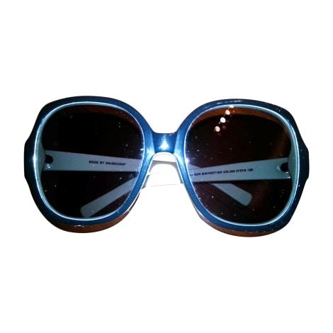 Sunglasses MAUBOUSSIN Black