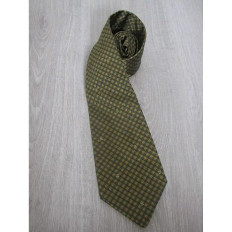 Cravate CÉLINE Doré, bronze, cuivre
