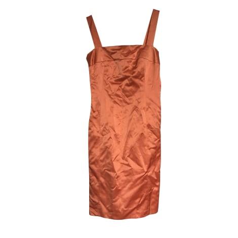 Mini Dress TARA JARMON Orange