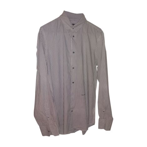 Shirt DSQUARED White, off-white, ecru