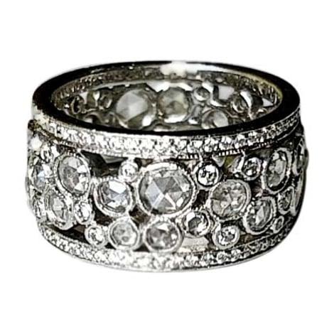 Ring TIFFANY & CO. silver
