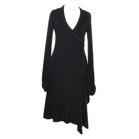 Robe mi-longue COP-COPINE Noir