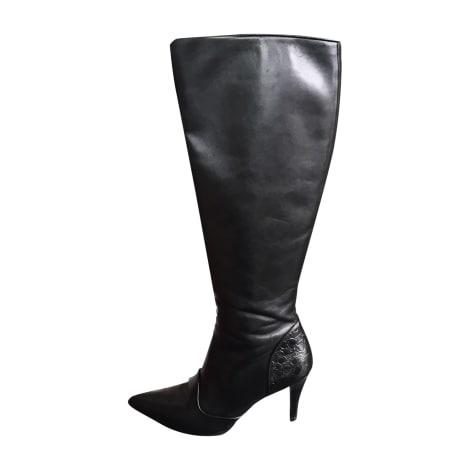 High Heel Boots SALVATORE FERRAGAMO Black