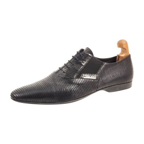 Lace Up Shoes CESARE PACIOTTI Black