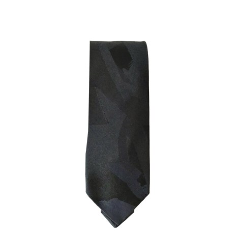 Tie DIRK BIKKEMBERGS Black