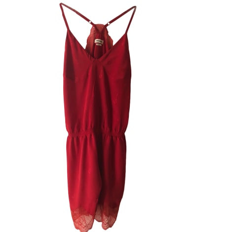 Playsuit ZADIG & VOLTAIRE Red, burgundy