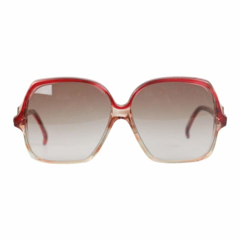 Sunglasses YVES SAINT LAURENT Red, burgundy
