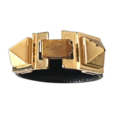 Bracelet SAINT LAURENT Noir