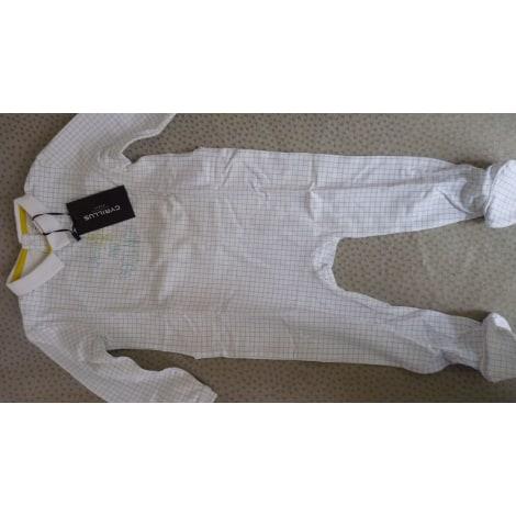 Pyjama CYRILLUS Blanc, blanc cassé, écru