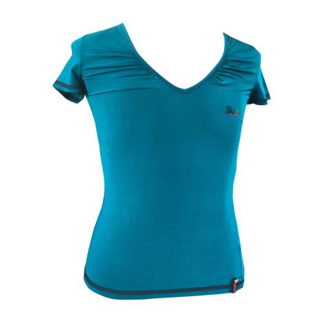 Top, T-shirt GUCCI Green