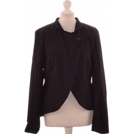 Blazer, veste tailleur SARAH PACINI Noir