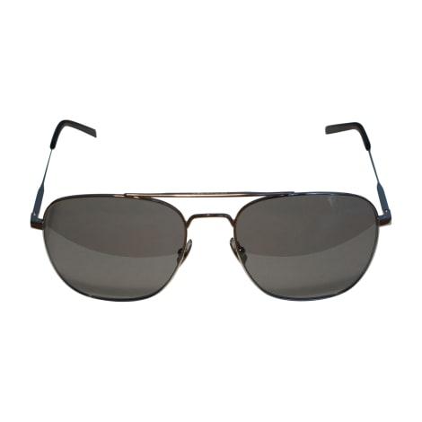 Sunglasses SAINT LAURENT Silver