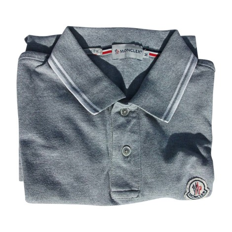 polo moncler slim fit