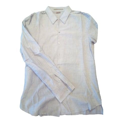 Shirt MARITHÉ ET FRANÇOIS GIRBAUD Gray, charcoal