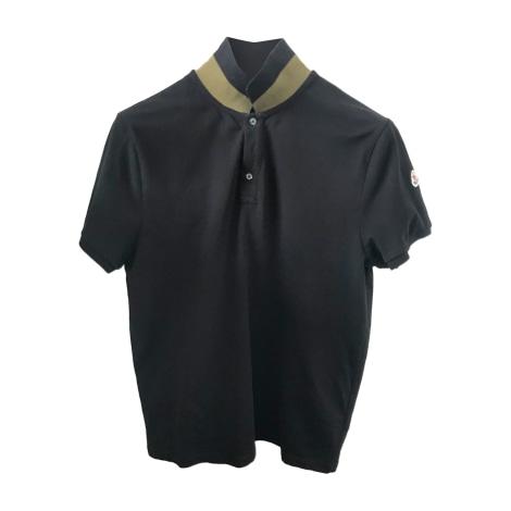 Polo MONCLER Noir