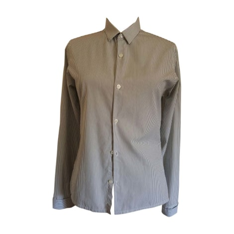 Shirt DIOR HOMME Gray, charcoal