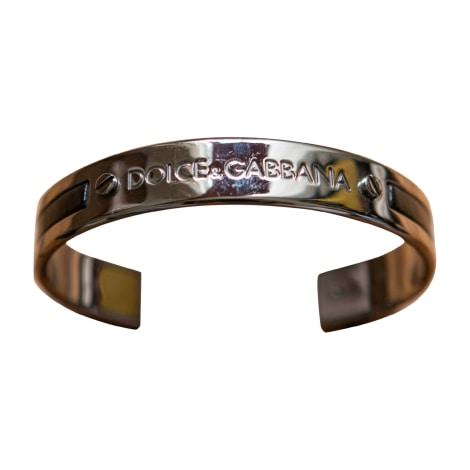 Bracelet DOLCE & GABBANA Argenté, acier