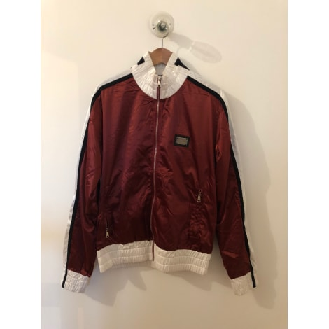 Tracksuit Top DOLCE   GABBANA 48 (M) red - 8001255 b99ed6640a93