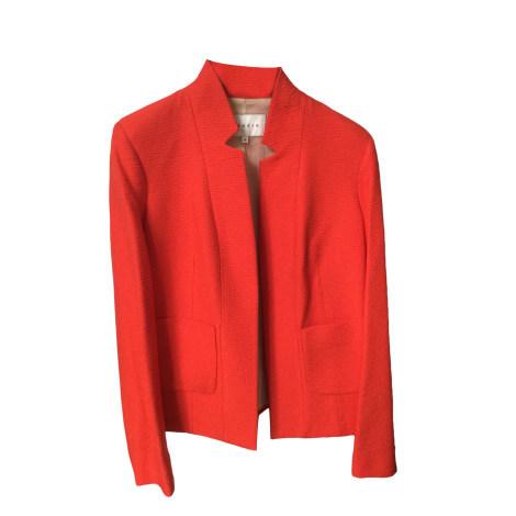 Blazer, veste tailleur SANDRO Orange