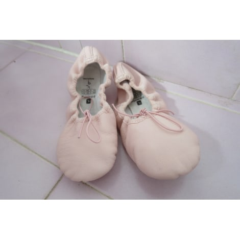 Chaussures de danse DOMYOS Rose, fuschia, vieux rose