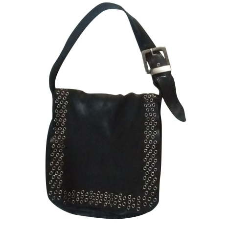 Leather Handbag ZADIG & VOLTAIRE Black