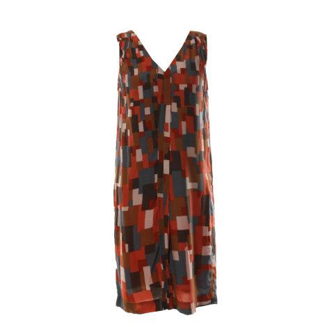 Midi Dress CHATTAWAK Gray, charcoal