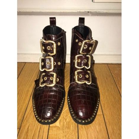 bébé emballage fort les ventes en gros Bottines & low boots plates