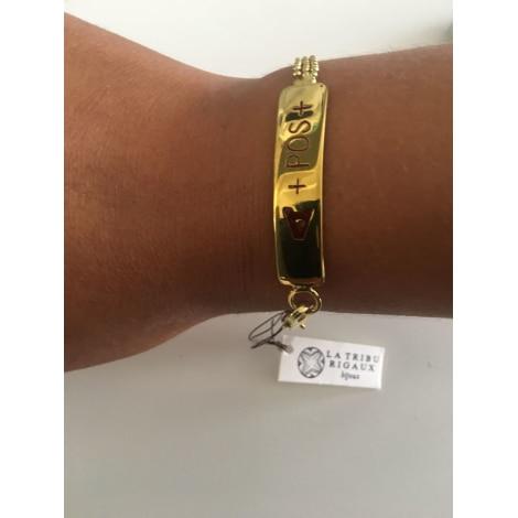 Bracelet LA TRIBU RIGAUX Doré, bronze, cuivre