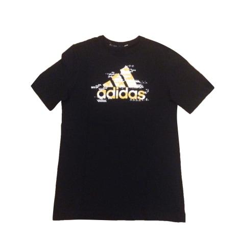 T-shirt ADIDAS Nero