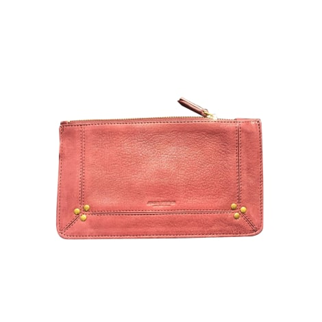 Pochette JEROME DREYFUSS Rouge, bordeaux