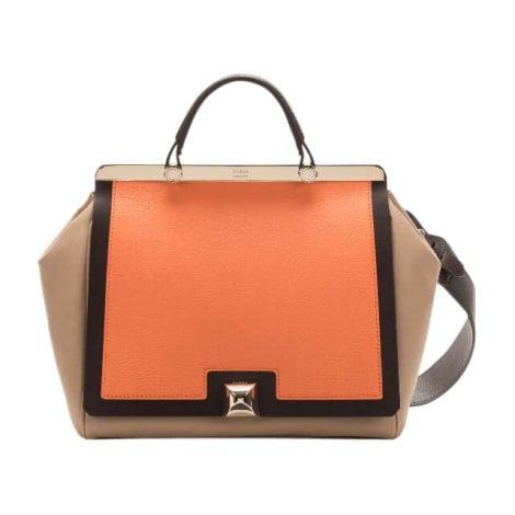 Borsetta in pelle FURLA Multicolore