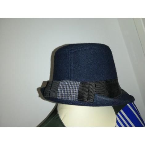 Chapeau SESSUN Bleu, bleu marine, bleu turquoise