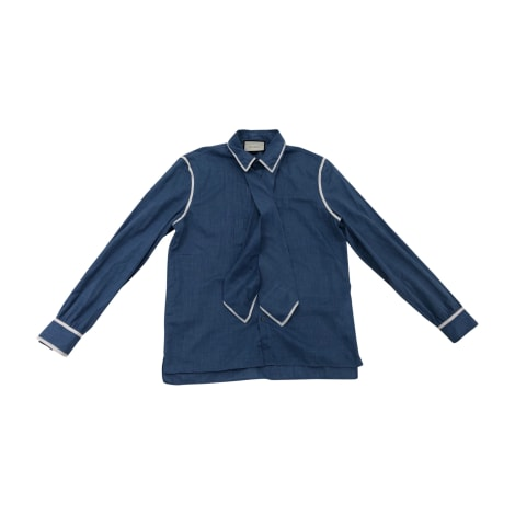 Shirt GUCCI Blue, navy, turquoise