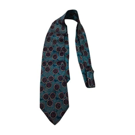 Cravate GIVENCHY Vert