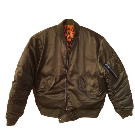 Blazer, veste tailleur SANDRO Kaki