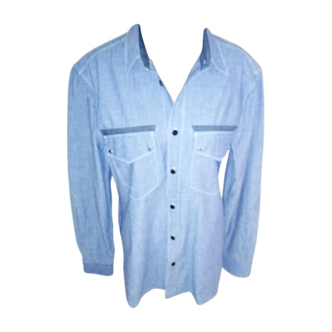 Shirt LOUIS VUITTON Blue, navy, turquoise