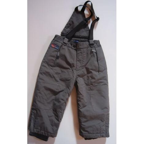 Overalls LONGBOARD Gray, charcoal