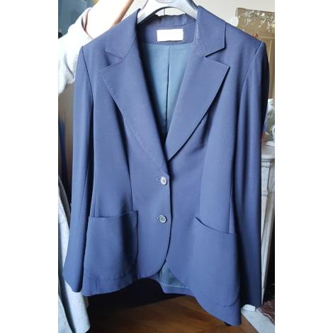 Blazer, veste tailleur GIVENCHY Bleu, bleu marine, bleu turquoise